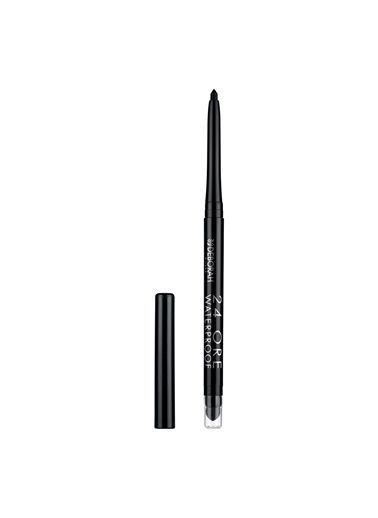 Deborah 24 Ore Waterproof Eye Pencil 1 Black-Deborah